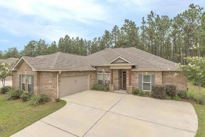 Biloxi Single Family Home For Sale: 12373 Desoto Trails Cir