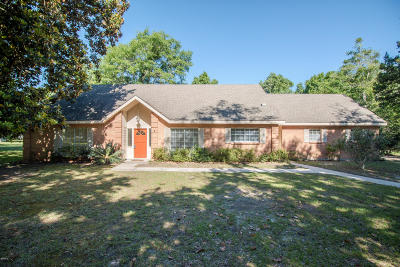 Single Family Home For Sale: 233 Camellia Dr