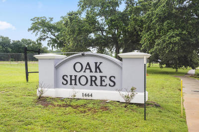 Biloxi Condo/Townhouse For Sale: 1664 Beach Blvd #162