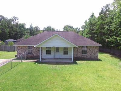 Biloxi Single Family Home For Sale: 14213 Cullen St