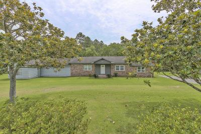 Ocean Springs Single Family Home For Sale: 9300 Entrekin Ave