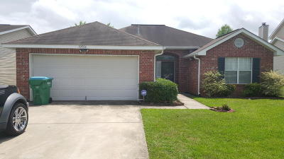 Gulfport Single Family Home For Sale: 10586 Steeplechase Dr