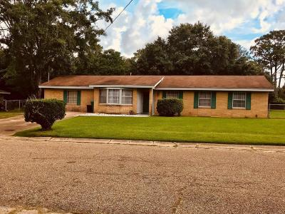 Gulfport Single Family Home For Sale: 200 David St