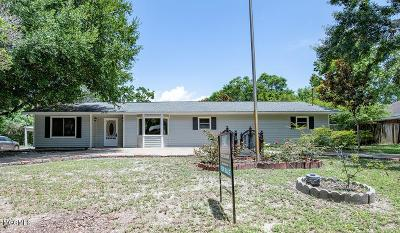 Biloxi Single Family Home For Sale: 2534 Parkway Rd