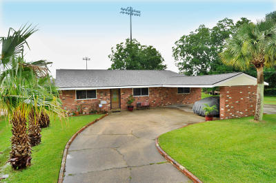 Bay St. Louis Single Family Home For Sale: 540 Commagere Blvd