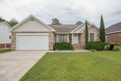Gulfport Single Family Home For Sale: 1162 John Evans Dr