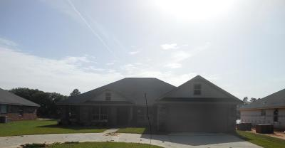 Biloxi Single Family Home For Sale: Lot 13 Hudson Krohn Rd