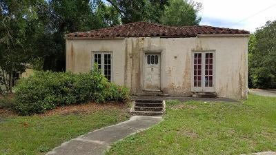 Gulfport Single Family Home For Sale: 3607 Park Blvd