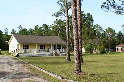 Harrison County Single Family Home For Sale: 11641 W Pinehurst Pl