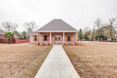 Gulfport Single Family Home For Sale: 13227 Chasae Ln