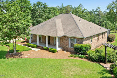 Gulfport Single Family Home For Sale: 14525 Laurelwood Dr
