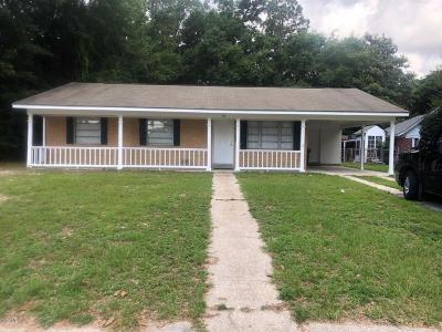 Gulfport Single Family Home For Sale: 710 Augustine Dr