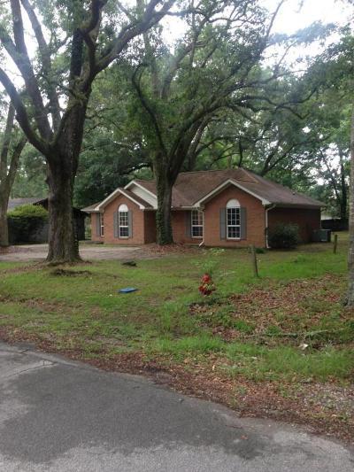 Ocean Springs Single Family Home For Sale: 13112 Horseshoe Dr