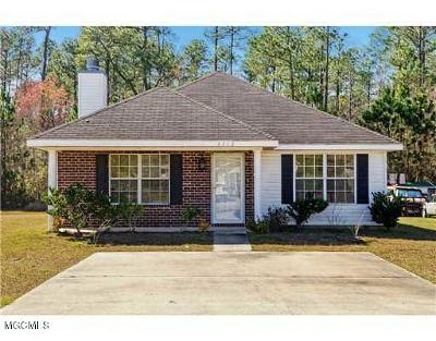 Gulfport Single Family Home For Sale: 3313 55th Ave