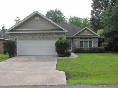 Diamondhead Single Family Home For Sale: 9954 Kahana St