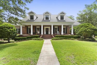 Ocean Springs Single Family Home For Sale: 4033 Dunsinane St