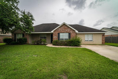 Gulfport Single Family Home For Sale: 17300 Meadowbrook Dr