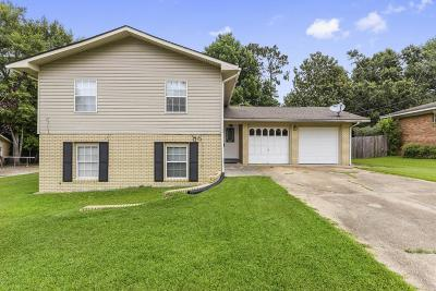 Gulfport Single Family Home For Sale: 15312 Government St