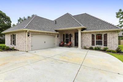 Diamondhead Single Family Home For Sale: 7949 Hilo Way