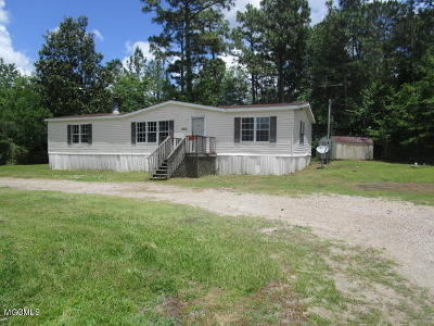 Gulfport Single Family Home For Sale: 13030 Curtis St