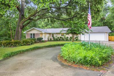 Ocean Springs Single Family Home For Sale: 2546 Davidson Rd
