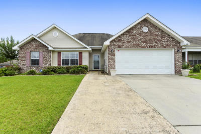 Gulfport Single Family Home For Sale: 11380 Mia Cir
