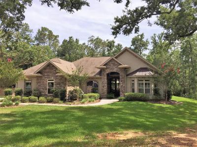 Gulfport Single Family Home For Sale: 11961 Ol Oak Dr