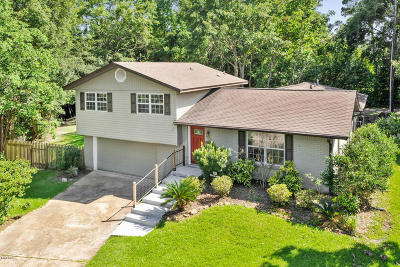 Gulfport Single Family Home For Sale: 5 Shady Side Cir