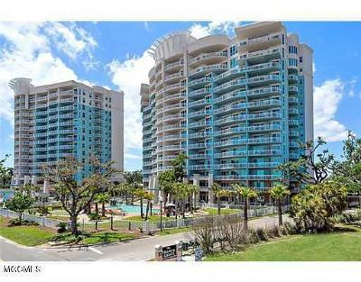 Gulfport Condo/Townhouse For Sale: 2230 Beach Dr #502