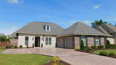 Ocean Springs Single Family Home For Sale: 5508 Chalone Pl