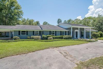 Gulfport Single Family Home For Sale: 5309 Quincy Ave