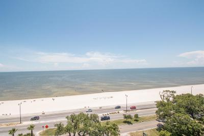 Gulfport Condo/Townhouse For Sale: 2228 Beach Dr #1009