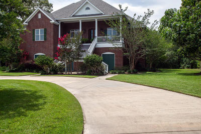 Harrison County Single Family Home For Sale: 12796 Woodland Cir