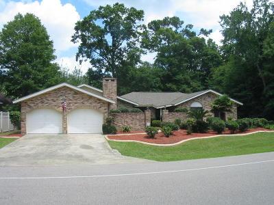 Diamondhead Single Family Home For Sale: 74610 Diamondhead Dr North