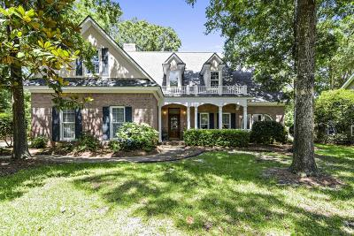 Gulfport Single Family Home For Sale: 40 Old Oak Ln