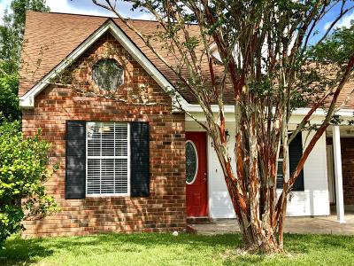 Gulfport Single Family Home For Sale: 12269 Breezeway Cir