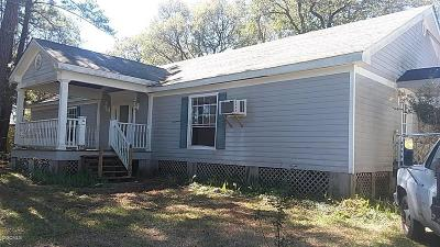 Gulfport Single Family Home For Sale: 10517 Huckleberry Cv
