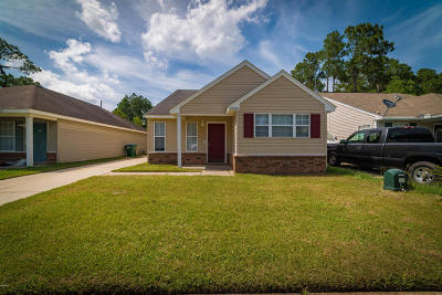 Gulfport Single Family Home For Sale: 10589 E Bay Tree Dr