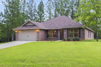 Gulfport Single Family Home For Sale: 21827 Hunters Cv
