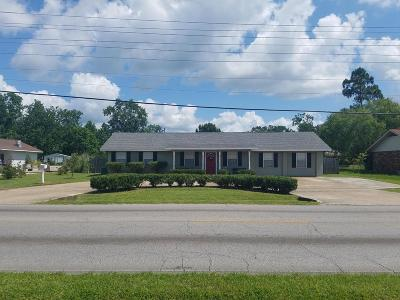gulfport Single Family Home For Sale: 13216 Dedeaux Rd