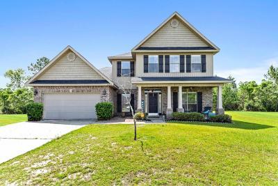 Ocean Springs Single Family Home For Sale: 10327 Black Gum Dr