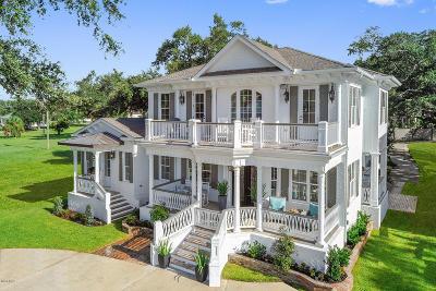 Biloxi Single Family Home For Sale: Riviera Dr