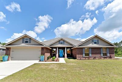 Gulfport Single Family Home For Sale: 19484 Quarter Cir