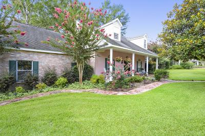 Diamondhead Single Family Home For Sale: 883 Oio St