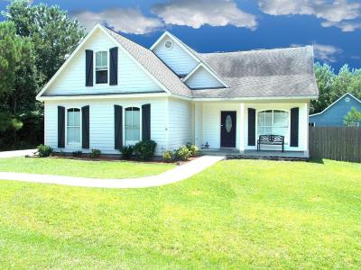 Waveland Single Family Home For Sale: 205 Annson Way
