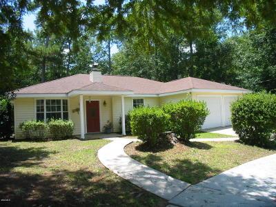 Diamondhead Single Family Home For Sale: 94157 Bayou Dr