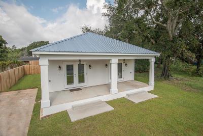 Biloxi MS Single Family Home For Sale: $225,000