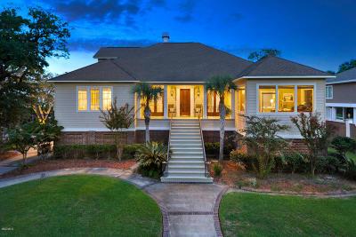 Ocean Springs Single Family Home For Sale: 1308 Fort Ave
