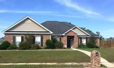 Ocean Springs Single Family Home For Sale: 3117 Shadow Wood Dr