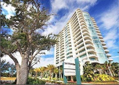 Biloxi Condo/Townhouse For Sale: 2060 Beach Blvd #706
